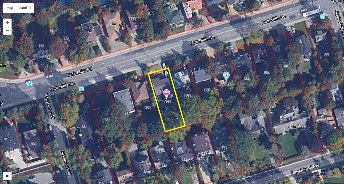 103 York Mills Road for sale