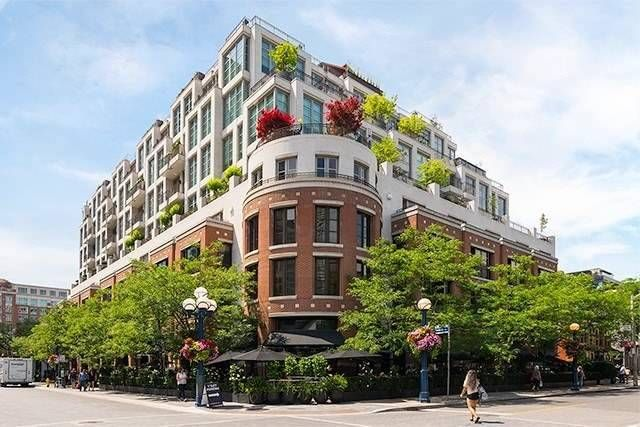 home for sale at 602-118 Yorkville Avenue