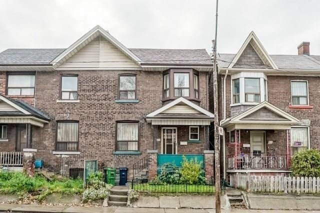 home for sale at 311 Harbord Street