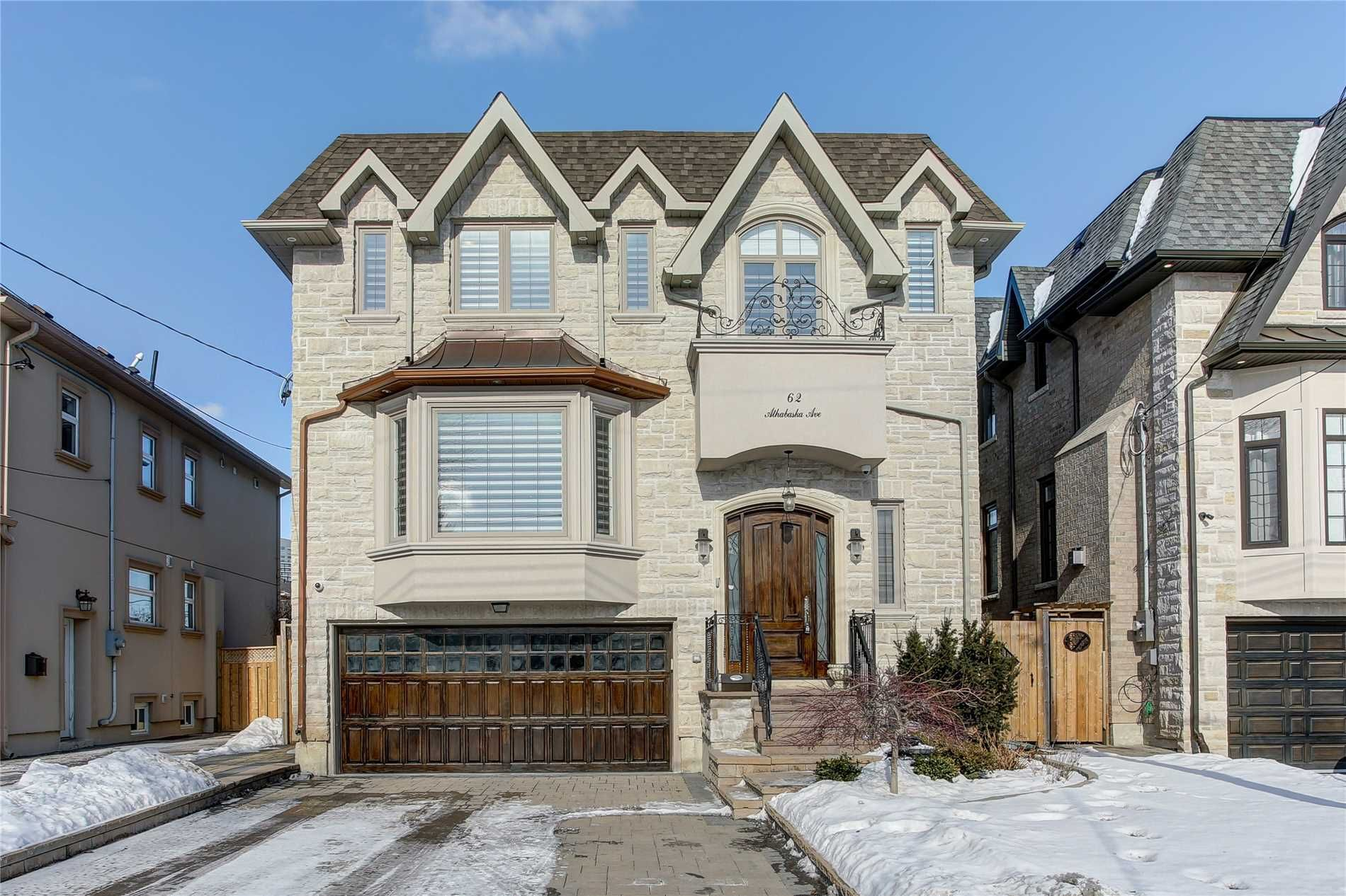 home for sale at 62 Athabaska Avenue
