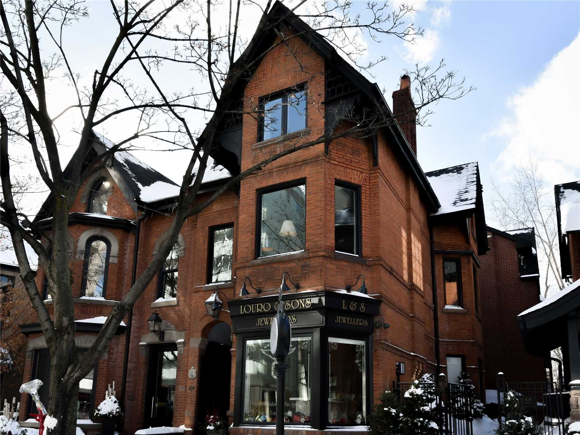 home for sale at 104 Avenue Road