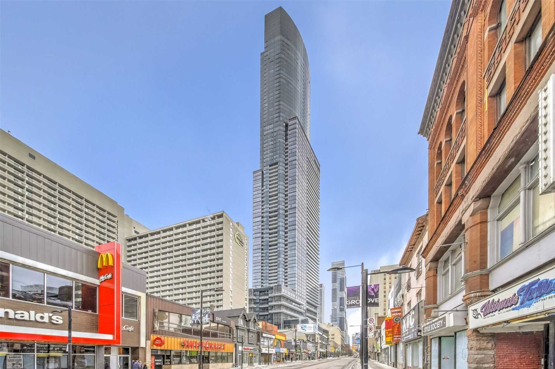 home for sale at Ph7608-388 Yonge Street