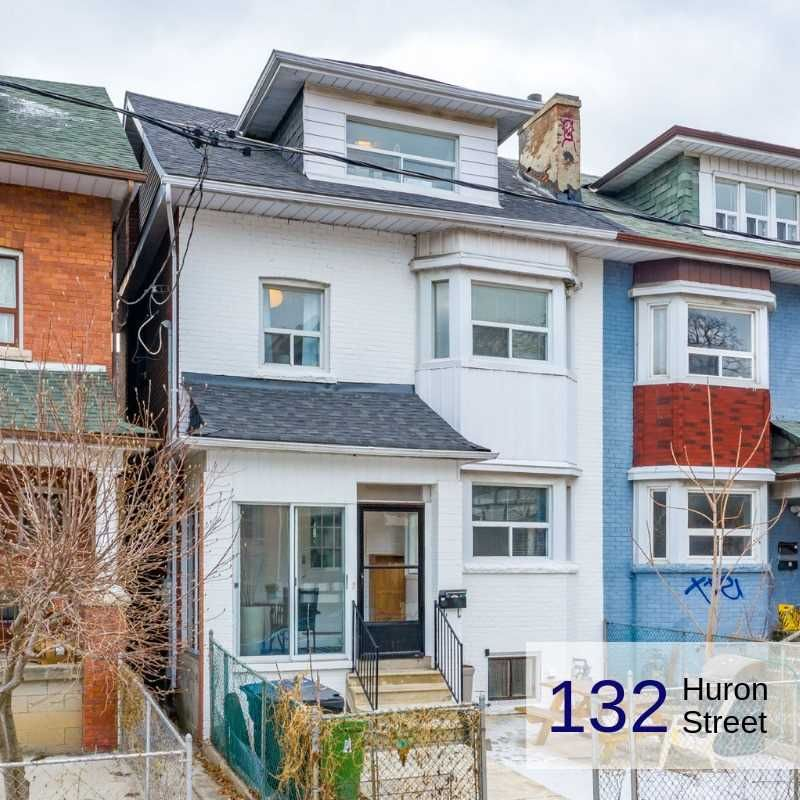 home for sale at 132 Huron Street