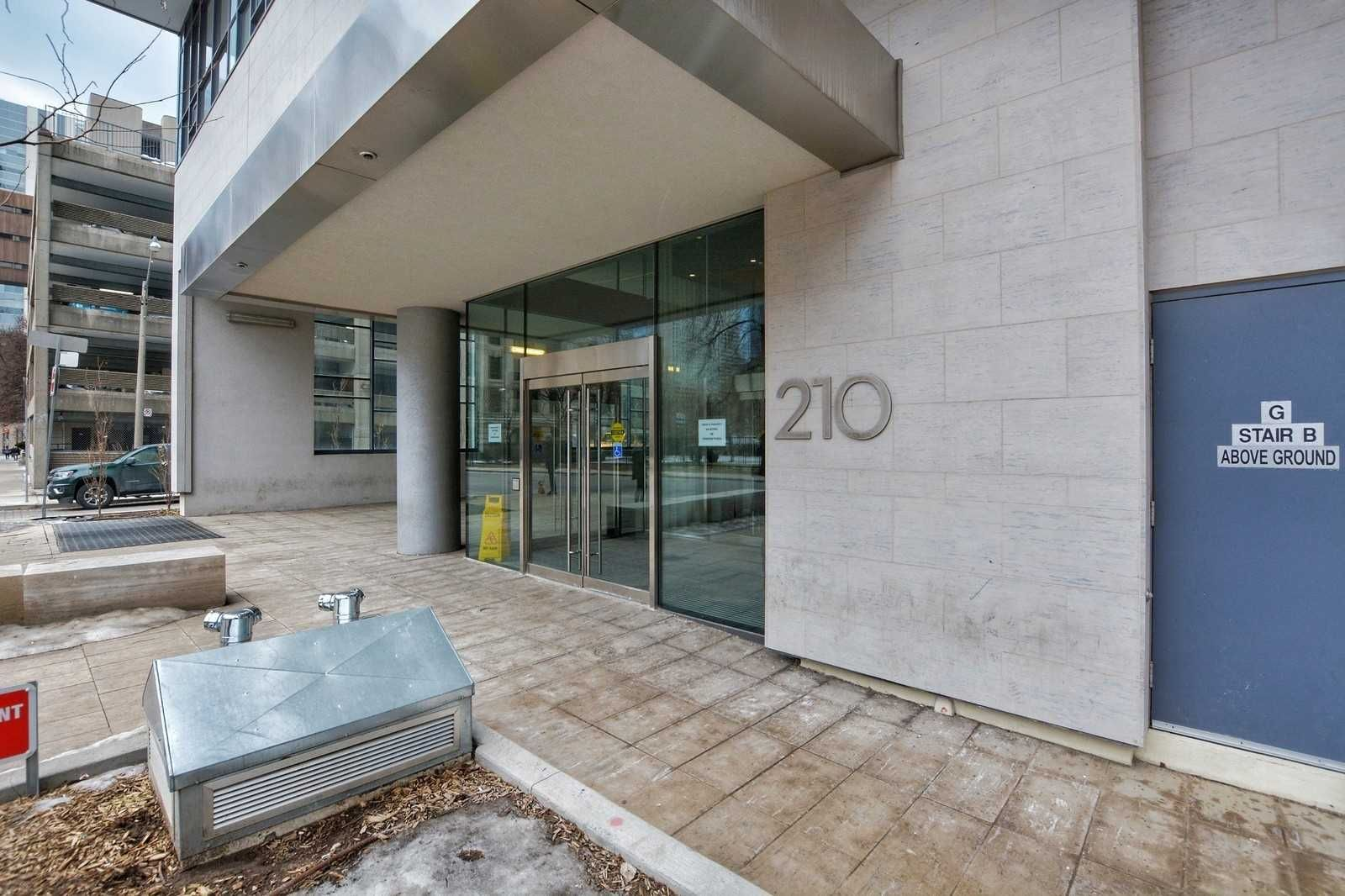 home for sale at 1605-210 Simcoe Street