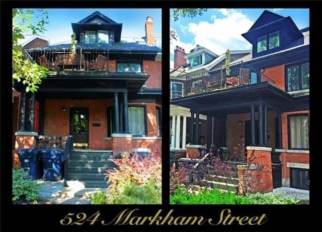 home for sale at 524 Markham Street