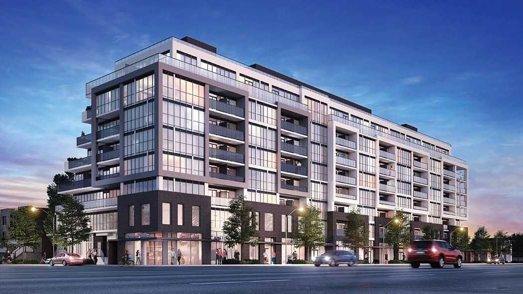 home for sale at 206-2315 Danforth Avenue