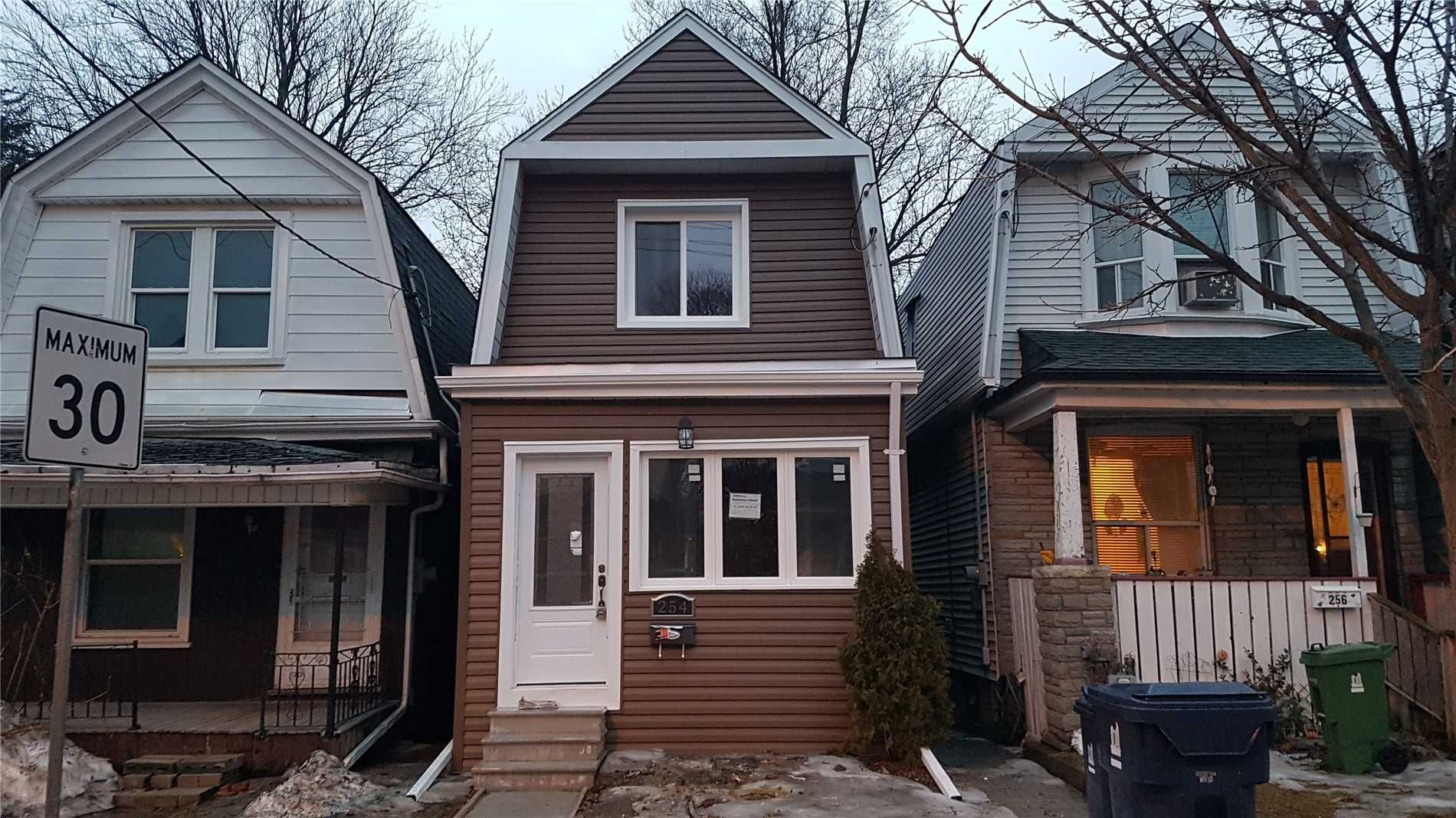 home for sale at 254 Cedarvale Avenue
