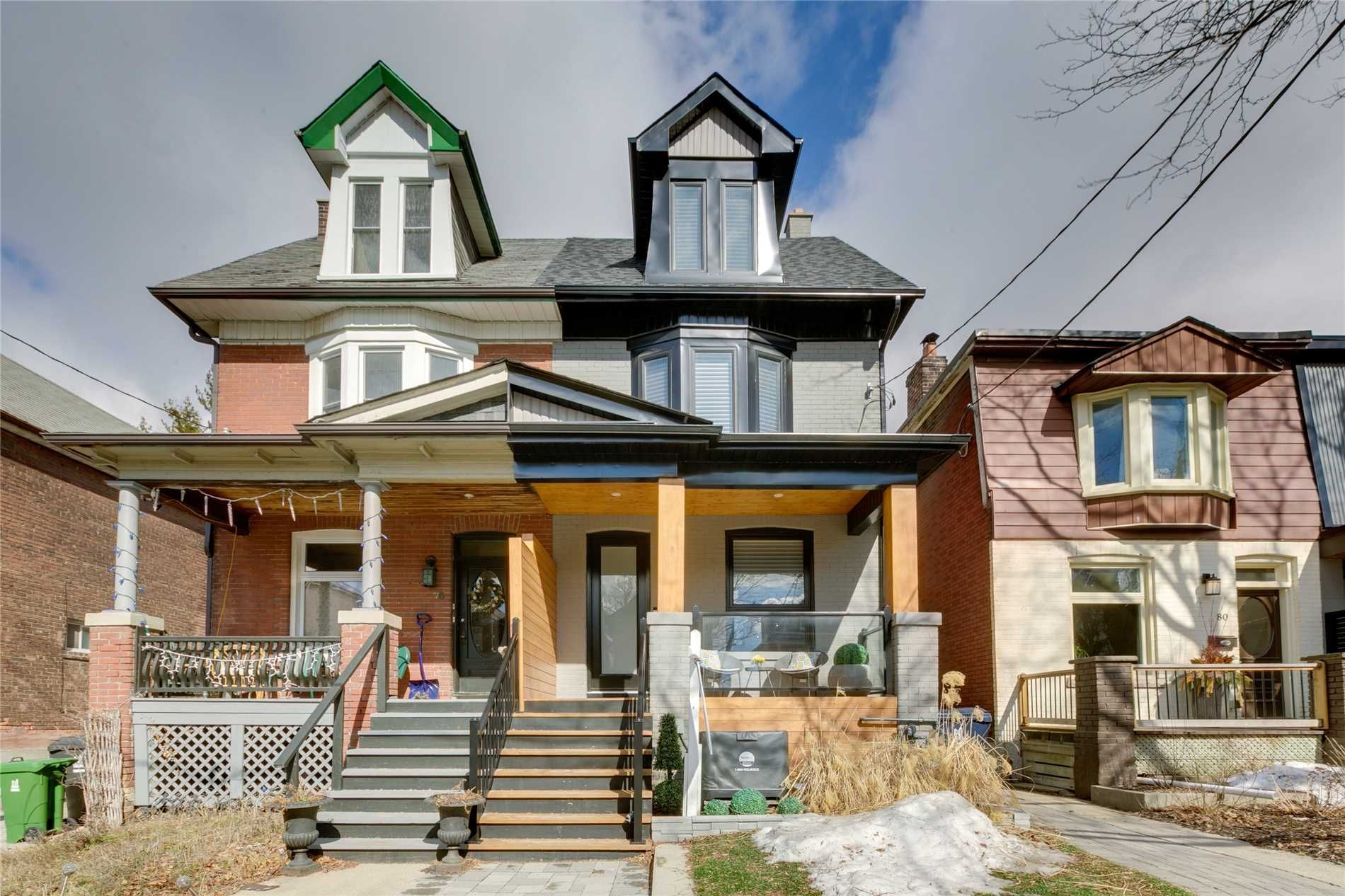 home for sale at 78 Harcourt Avenue