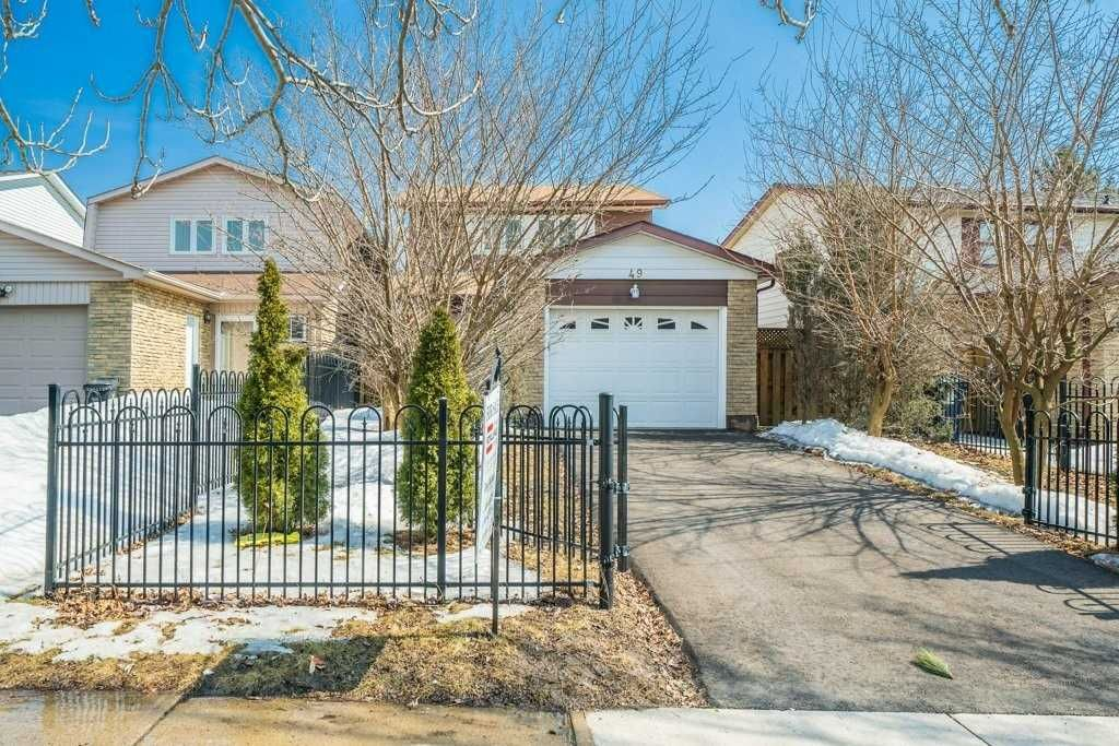 home for sale at 49 White Heather Boulevard