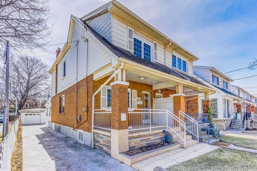 home for sale at 707 Milverton Boulevard