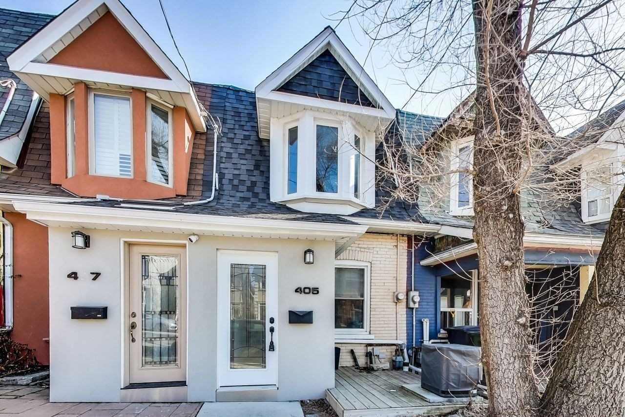 home for sale at 405 Jones Avenue