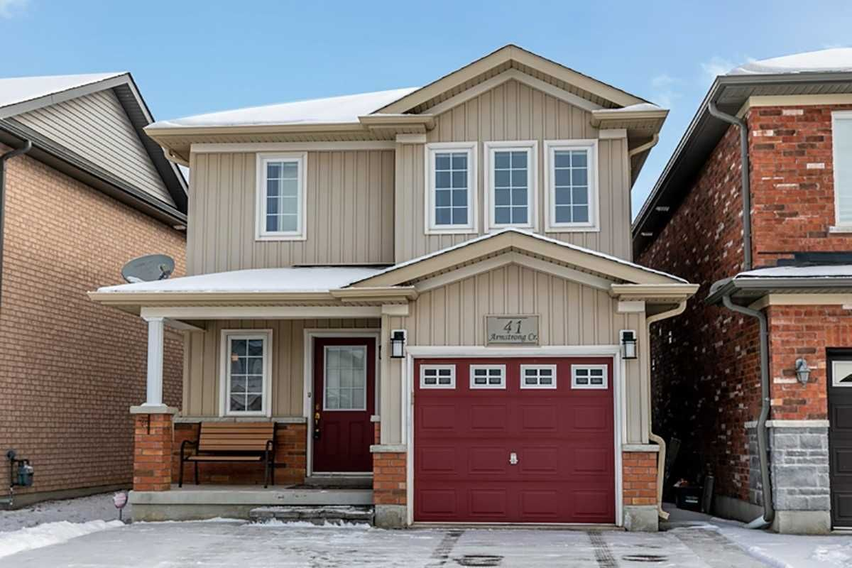 41 Armstrong Crescent for sale