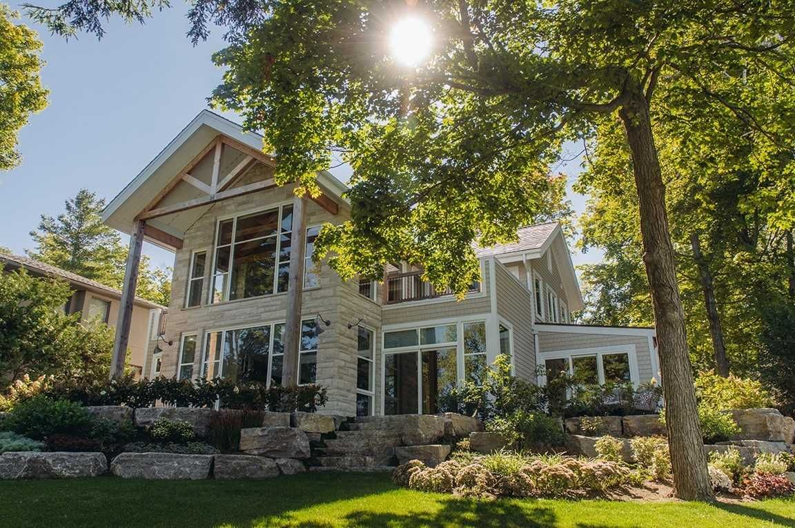 home for sale at 426 Big Bay Point Road