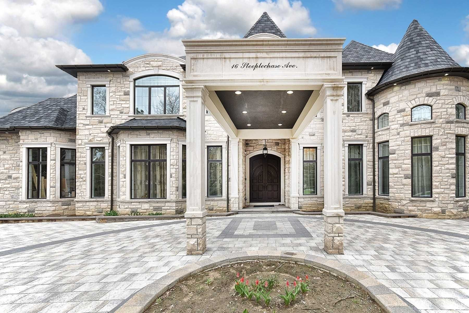 home for sale at 16 Steeplechase Avenue