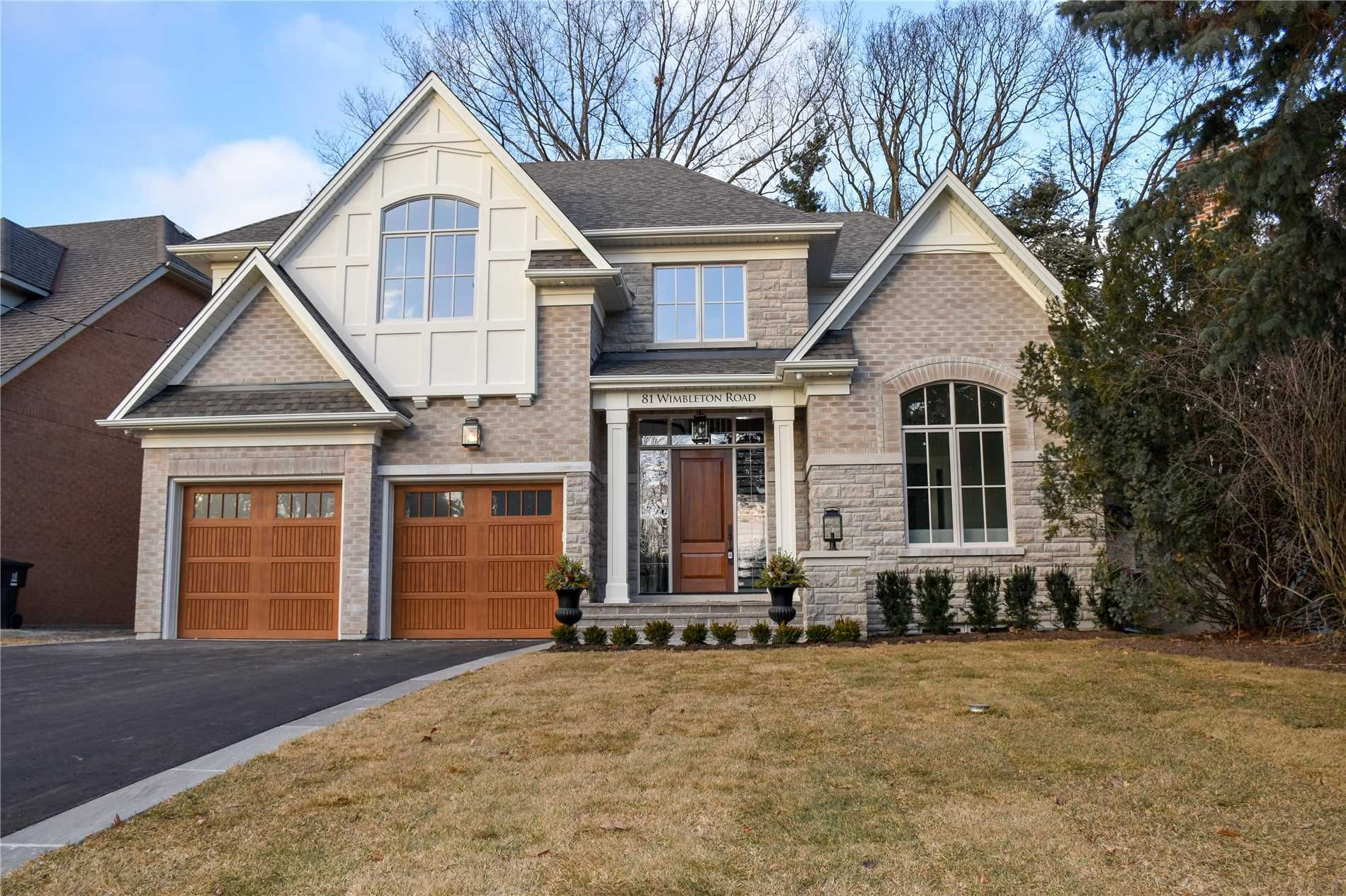 home for sale at 81 Wimbleton Road