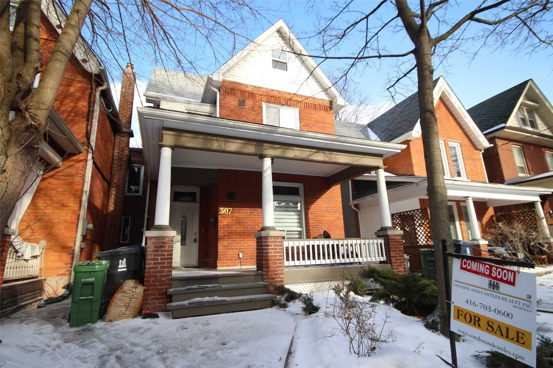 home for sale at 307 Pacific Avenue