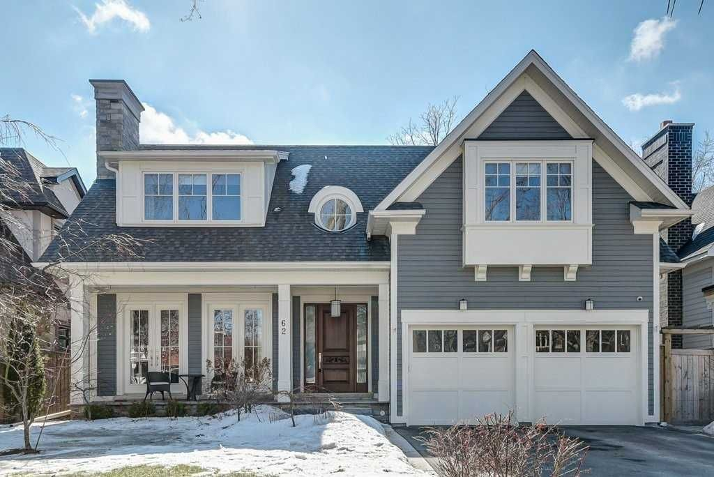 home for sale at 62 Mississaga Street