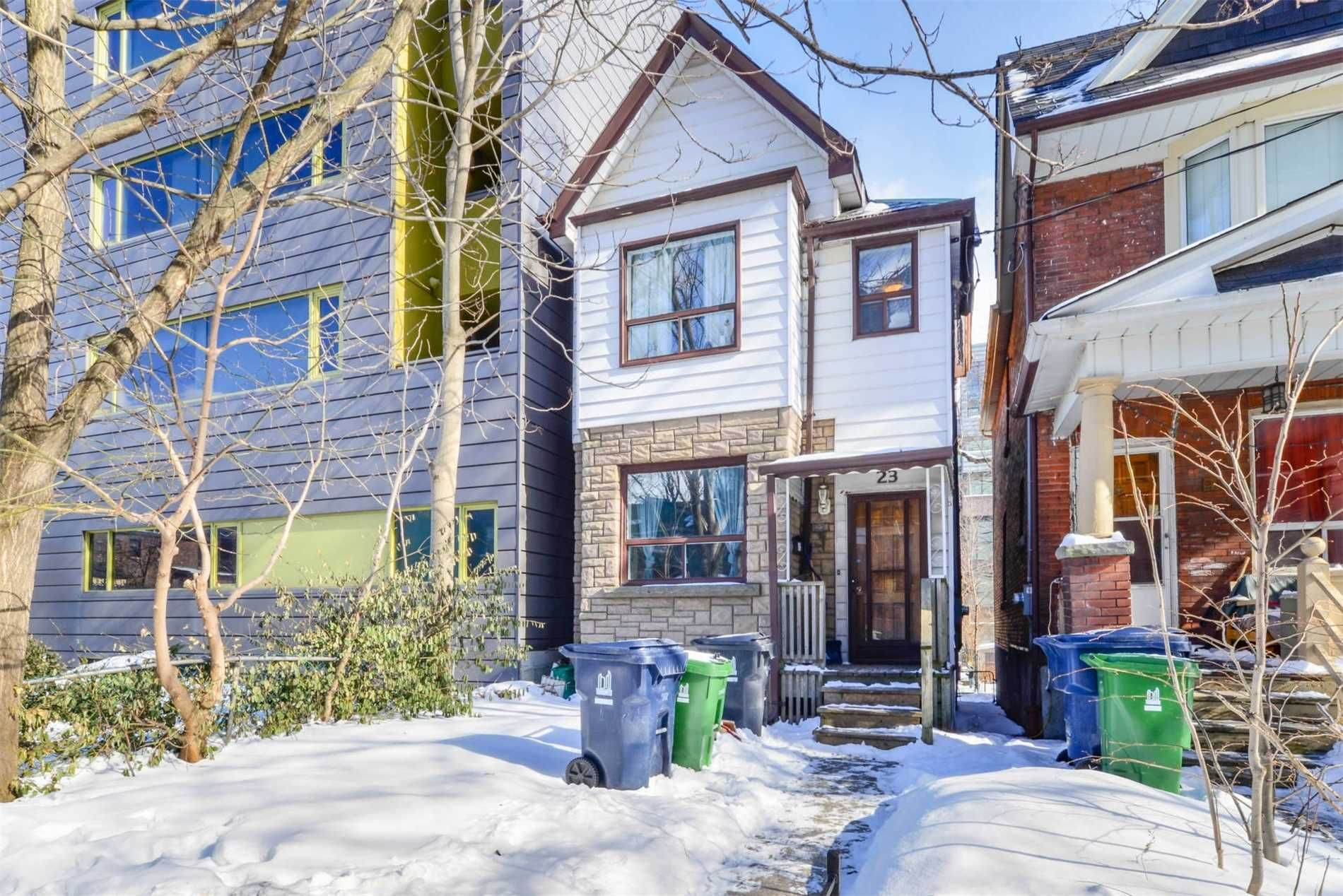 home for sale at 23 Ritchie Avenue