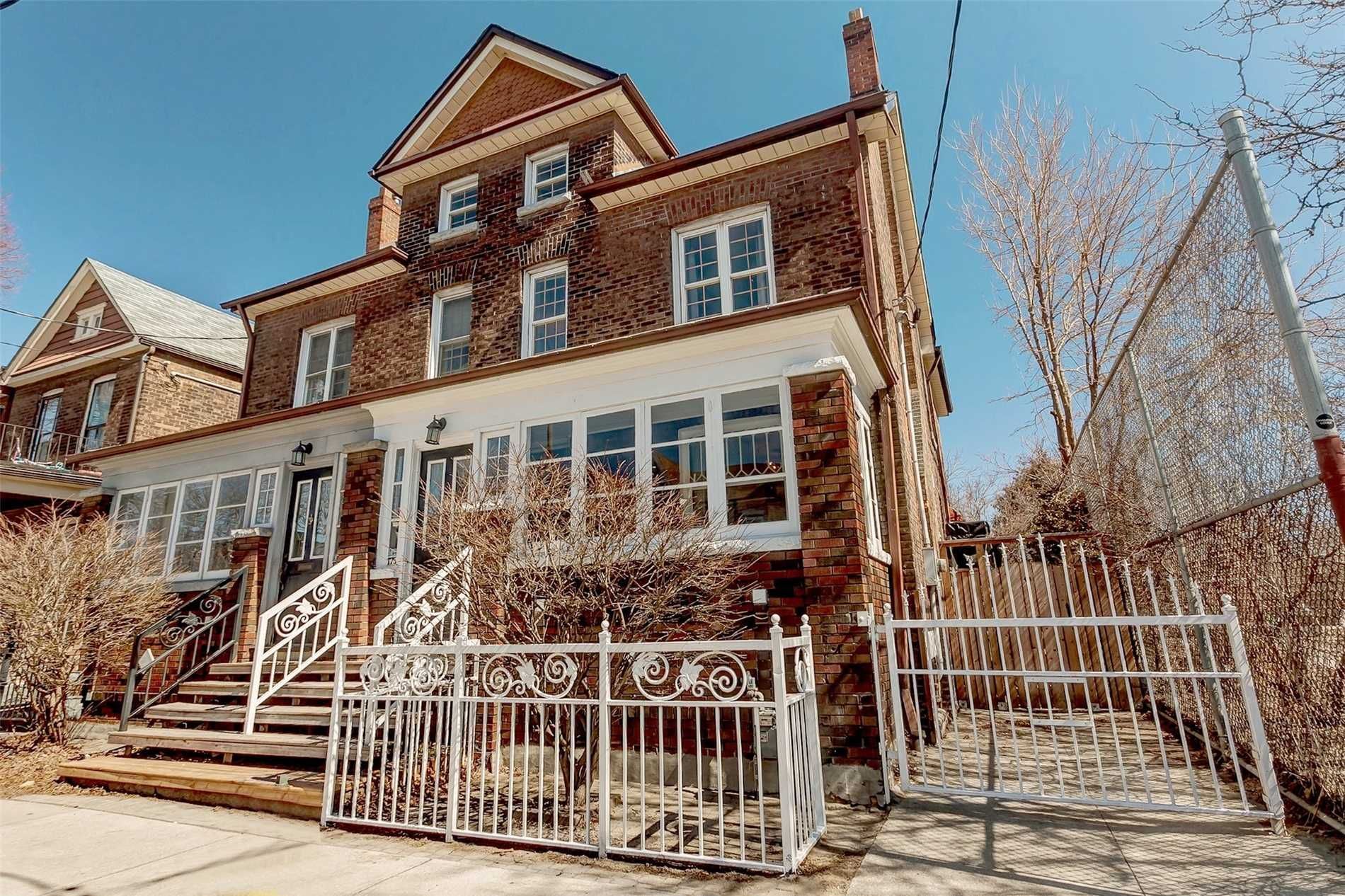 home for sale at 175 Lansdowne Avenue